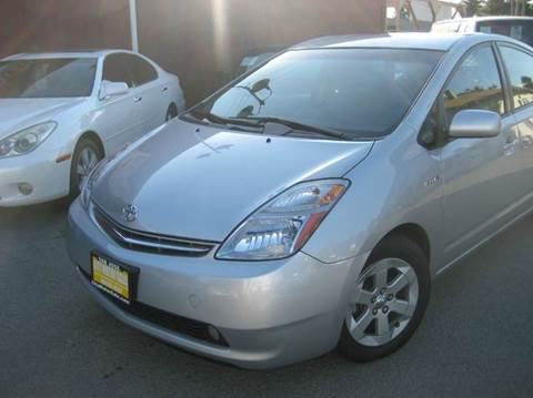 2008 Toyota Prius for sale at CITY MOTOR SALES in San Francisco CA