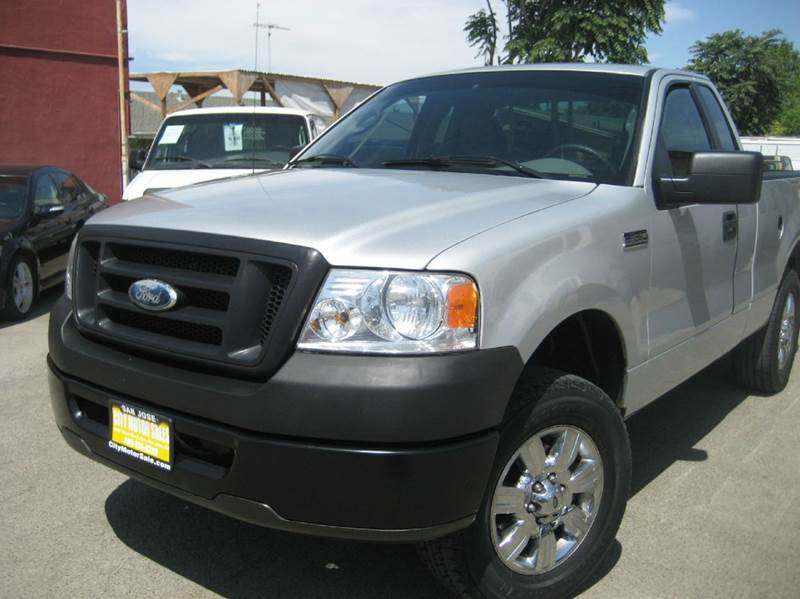 2007 Ford F-150 for sale at CITY MOTOR SALES in San Francisco CA