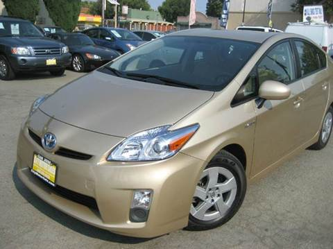 2011 Toyota Prius for sale at CITY MOTOR SALES in San Francisco CA