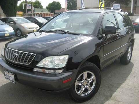 2003 Lexus RX 300 for sale at CITY MOTOR SALES in San Francisco CA