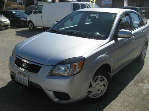 2010 Kia Rio for sale at CITY MOTOR SALES in San Francisco CA