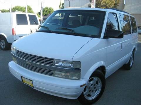 2005 Chevrolet Astro for sale at CITY MOTOR SALES in San Francisco CA