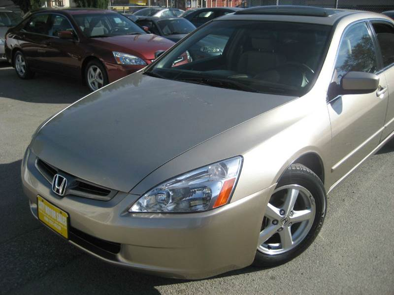 2003 Honda Accord for sale at CITY MOTOR SALES in San Francisco CA