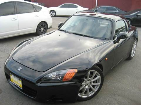 2000 Honda S2000 for sale at CITY MOTOR SALES in San Francisco CA