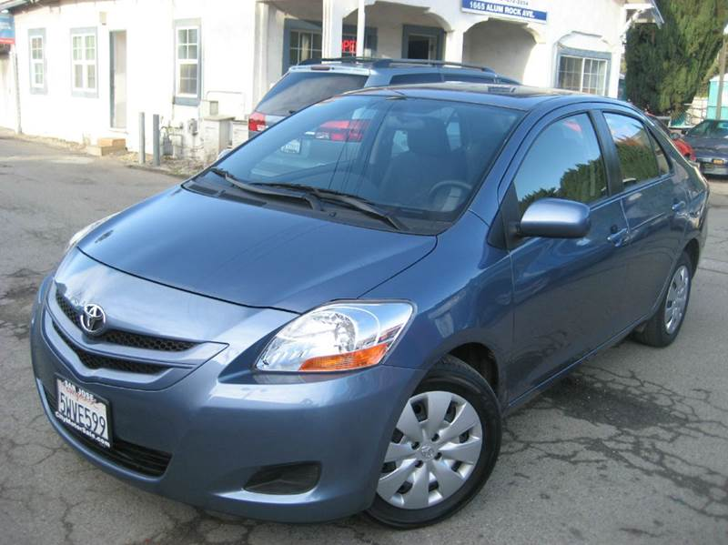 2007 Toyota Yaris for sale at CITY MOTOR SALES in San Francisco CA