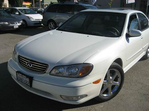 2003 Infiniti I35 for sale at CITY MOTOR SALES in San Francisco CA