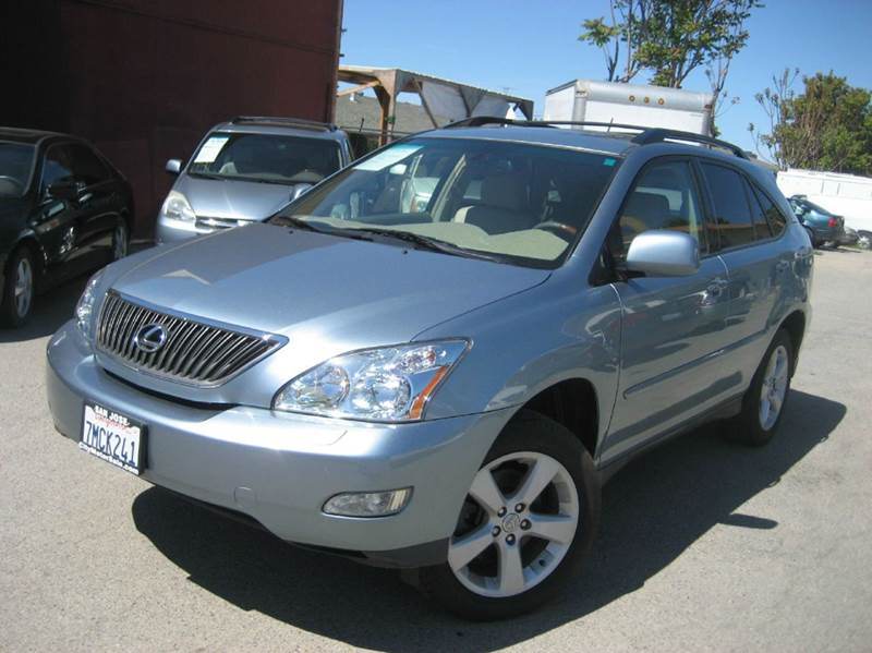 2005 Lexus RX 330 for sale at CITY MOTOR SALES in San Francisco CA