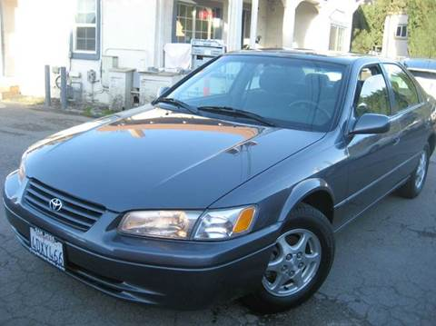 1999 Toyota Camry for sale at CITY MOTOR SALES in San Francisco CA