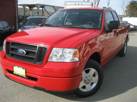 2006 Ford F-150 for sale at CITY MOTOR SALES in San Francisco CA
