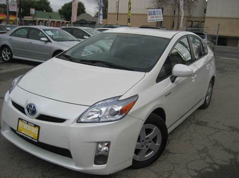 2010 Toyota Prius for sale at CITY MOTOR SALES in San Francisco CA