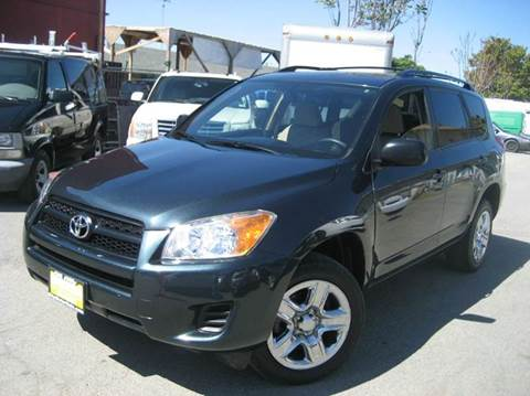 2009 Toyota RAV4 for sale at CITY MOTOR SALES in San Francisco CA
