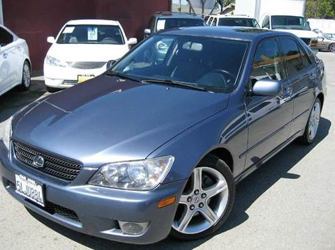 2005 Lexus IS 300 for sale at CITY MOTOR SALES in San Francisco CA