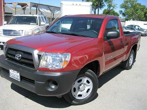 2005 Toyota Tacoma for sale at CITY MOTOR SALES in San Francisco CA