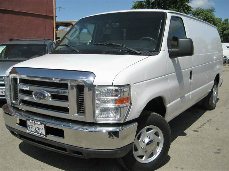2011 Ford E-Series Cargo for sale at CITY MOTOR SALES in San Francisco CA