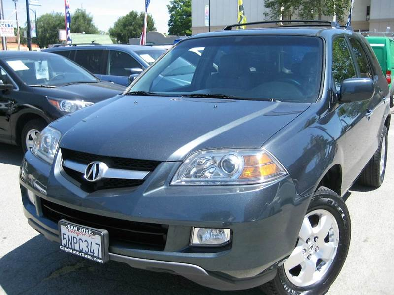 2005 Acura MDX for sale at CITY MOTOR SALES in San Francisco CA