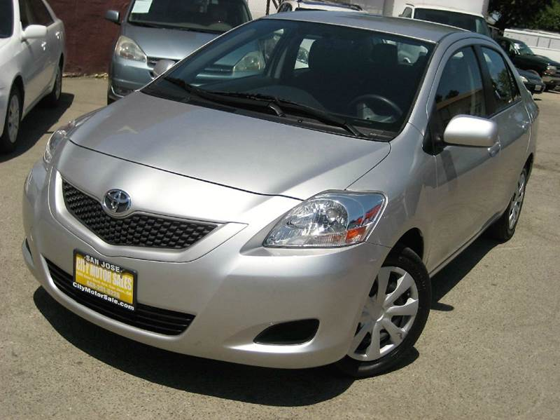 2012 Toyota Yaris for sale at CITY MOTOR SALES in San Francisco CA
