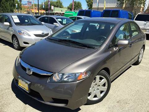 2011 Honda Civic for sale at CITY MOTOR SALES in San Francisco CA