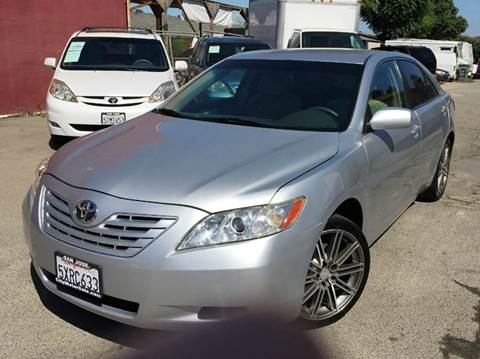 2007 Toyota Camry for sale at CITY MOTOR SALES in San Francisco CA