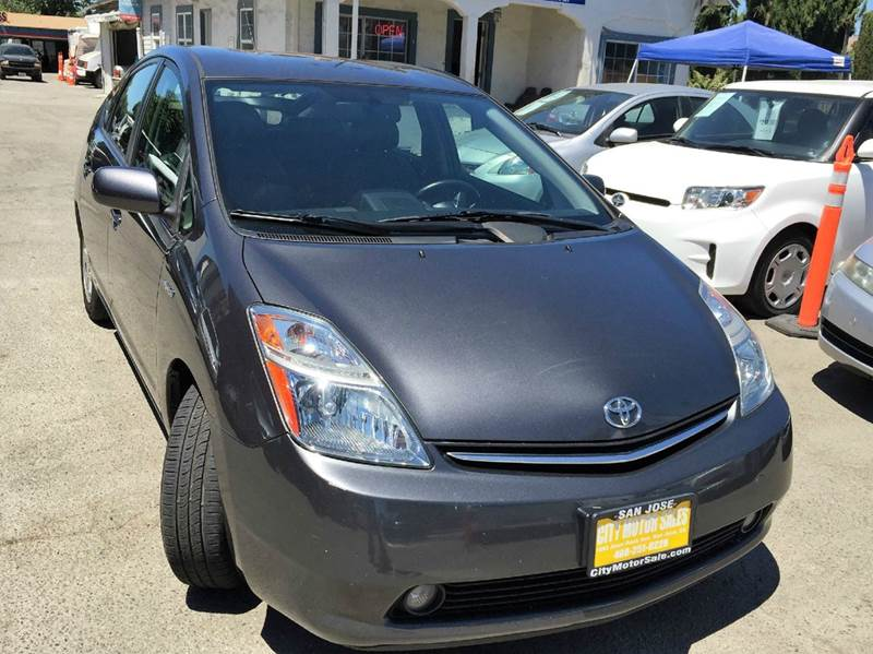 2009 Toyota Prius Standard 4dr Hatchback In San Jose CA - CITY MOTOR