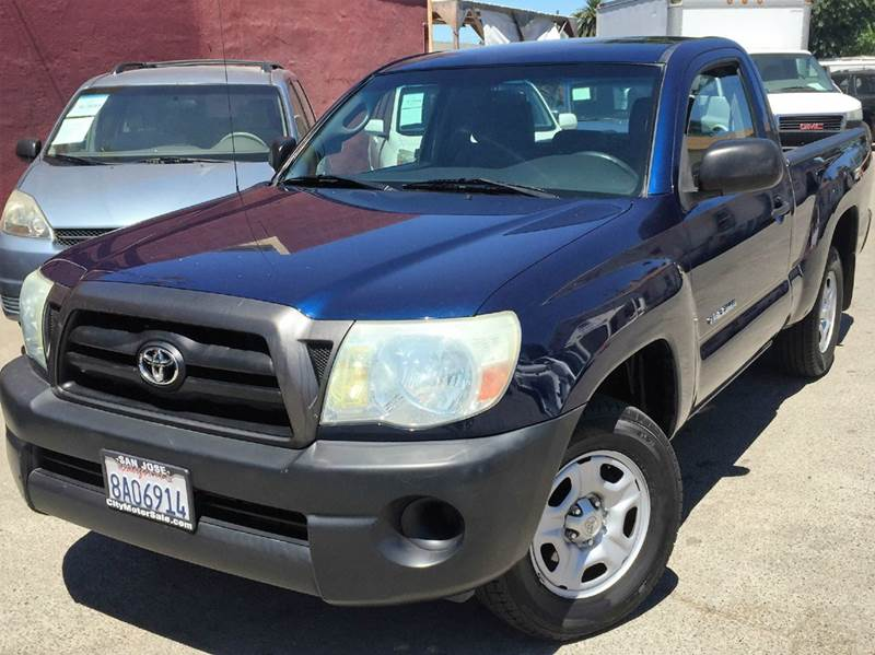 2006 Toyota Tacoma for sale at CITY MOTOR SALES in San Francisco CA