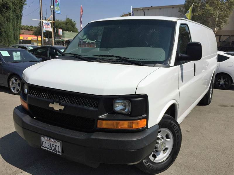 2013 Chevrolet Express Cargo for sale at CITY MOTOR SALES in San Francisco CA