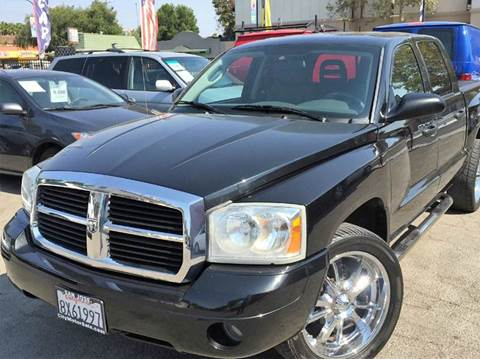 2007 Dodge Dakota for sale at CITY MOTOR SALES in San Francisco CA
