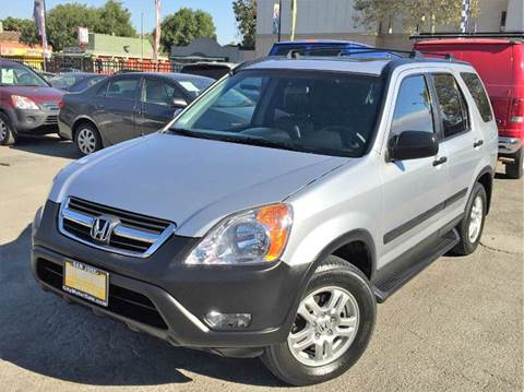 2003 Honda CR-V for sale at CITY MOTOR SALES in San Francisco CA