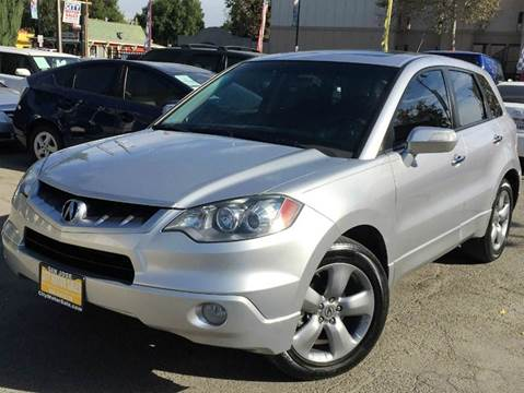 2007 Acura RDX for sale at CITY MOTOR SALES in San Francisco CA
