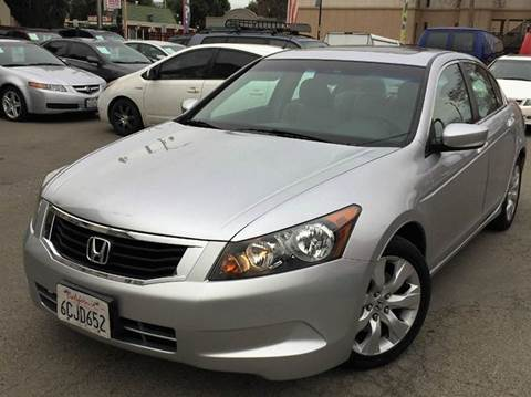 2008 Honda Accord for sale at CITY MOTOR SALES in San Francisco CA