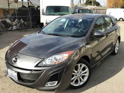 2010 Mazda MAZDA3 for sale at CITY MOTOR SALES in San Francisco CA
