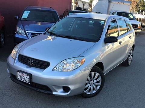2006 Toyota Matrix for sale at CITY MOTOR SALES in San Francisco CA