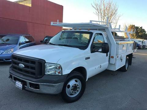 2005 Ford F-350 Super Duty for sale at CITY MOTOR SALES in San Francisco CA