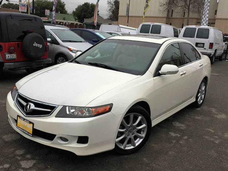cary acura tsx in for sale sedan nc used manual