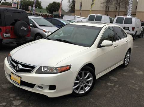 2006 Acura TSX for sale at CITY MOTOR SALES in San Francisco CA