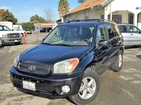 2004 Toyota RAV4 for sale at CITY MOTOR SALES in San Francisco CA