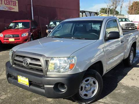 2010 Toyota Tacoma for sale at CITY MOTOR SALES in San Francisco CA