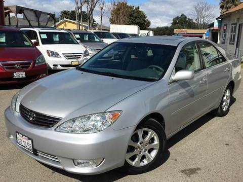 2006 Toyota Camry for sale at CITY MOTOR SALES in San Francisco CA