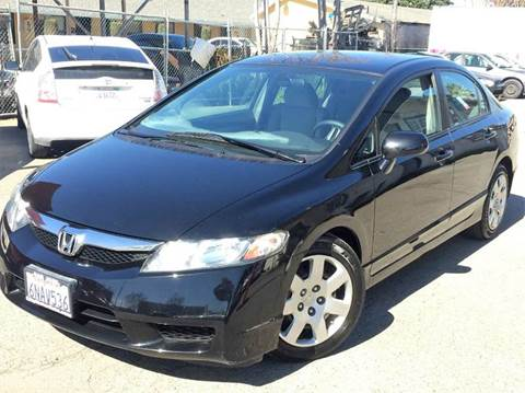 2010 Honda Civic for sale at CITY MOTOR SALES in San Francisco CA