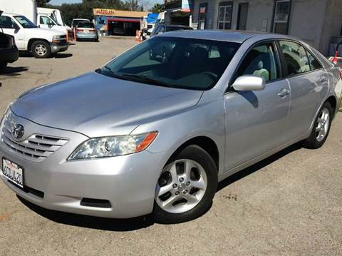 2008 Toyota Camry for sale at CITY MOTOR SALES in San Francisco CA