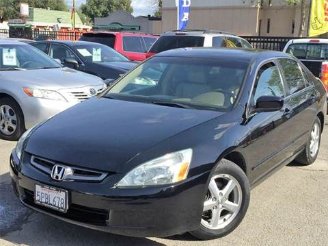 2005 Honda Accord for sale at CITY MOTOR SALES in San Francisco CA