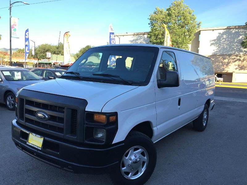 2012 Ford E-Series Cargo for sale at CITY MOTOR SALES in San Francisco CA