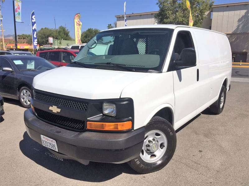 2010 Chevrolet Express Cargo for sale at CITY MOTOR SALES in San Francisco CA