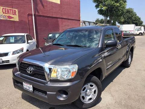 2011 Toyota Tacoma for sale at CITY MOTOR SALES in San Francisco CA