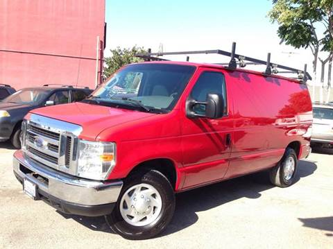2008 Ford E-Series Cargo for sale at CITY MOTOR SALES in San Francisco CA