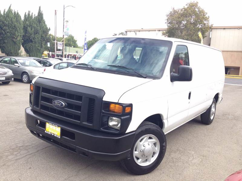 2009 Ford E-Series Cargo for sale at CITY MOTOR SALES in San Francisco CA