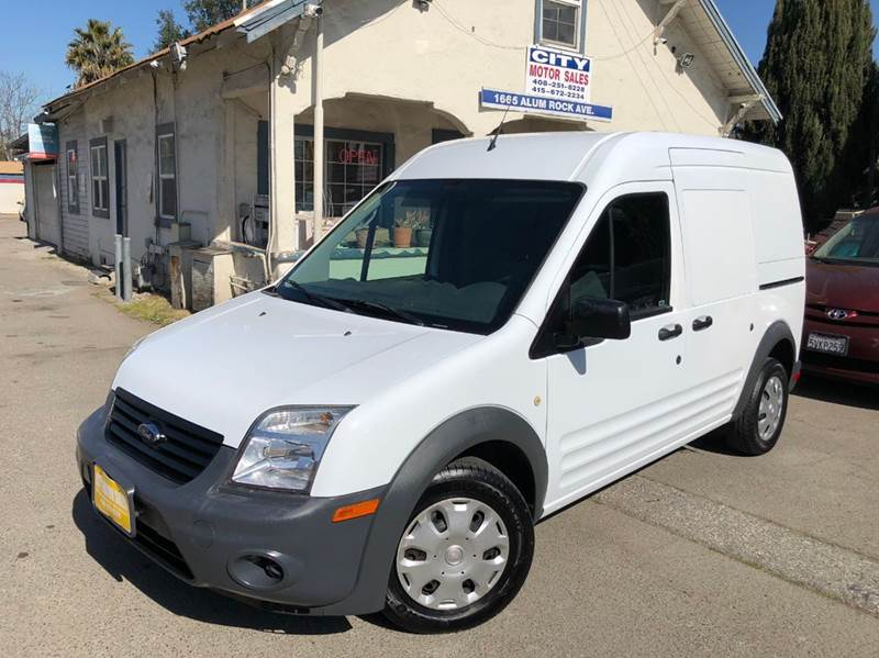 2013 Ford Transit Connect for sale at CITY MOTOR SALES in San Francisco CA