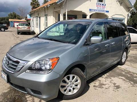 2008 Honda Odyssey for sale at CITY MOTOR SALES in San Francisco CA