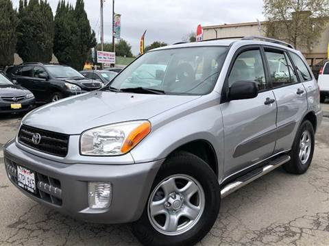 2003 Toyota RAV4 for sale at CITY MOTOR SALES in San Francisco CA