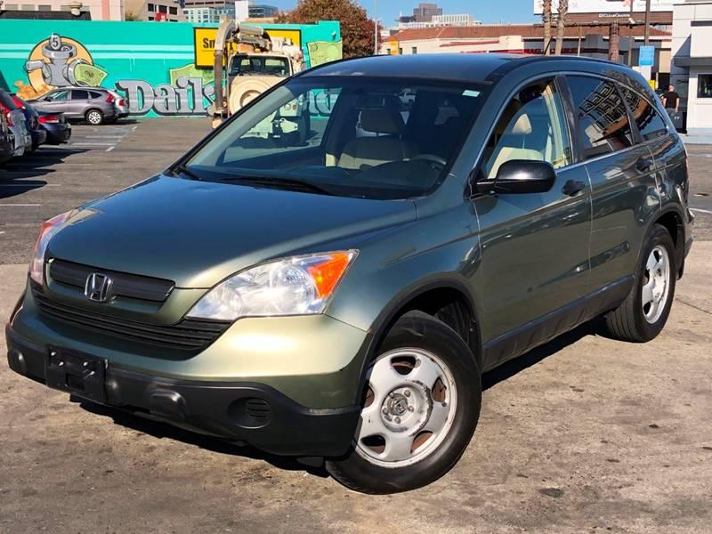 2007 Honda CR-V LX 4dr SUV - San Francisco CA
