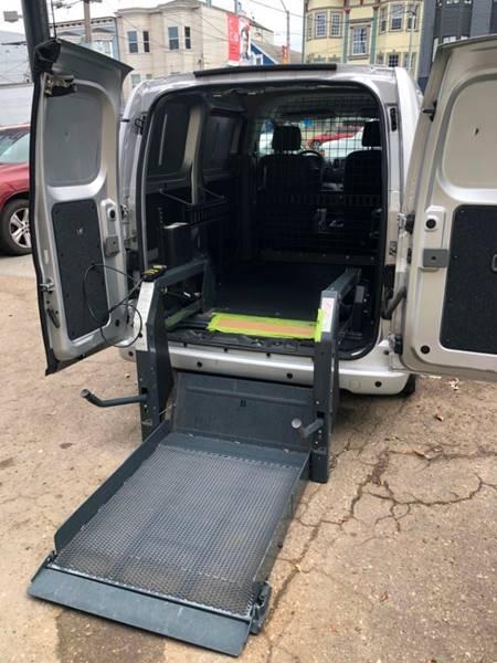 2015 Nissan NV200 SV 4dr Cargo Mini-Van - San Francisco CA